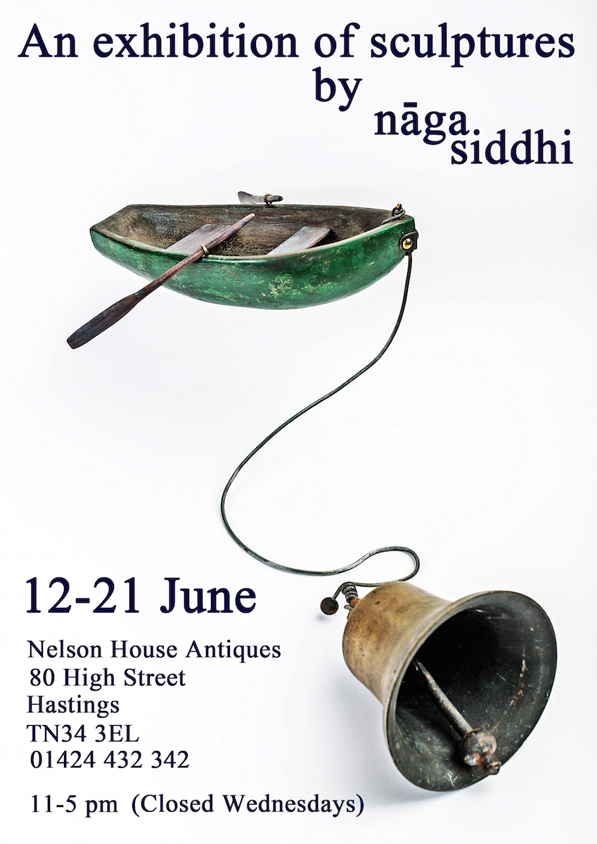 Hastings Exhibition Poster